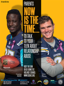 San Diego Chargers - Josh and Jerry