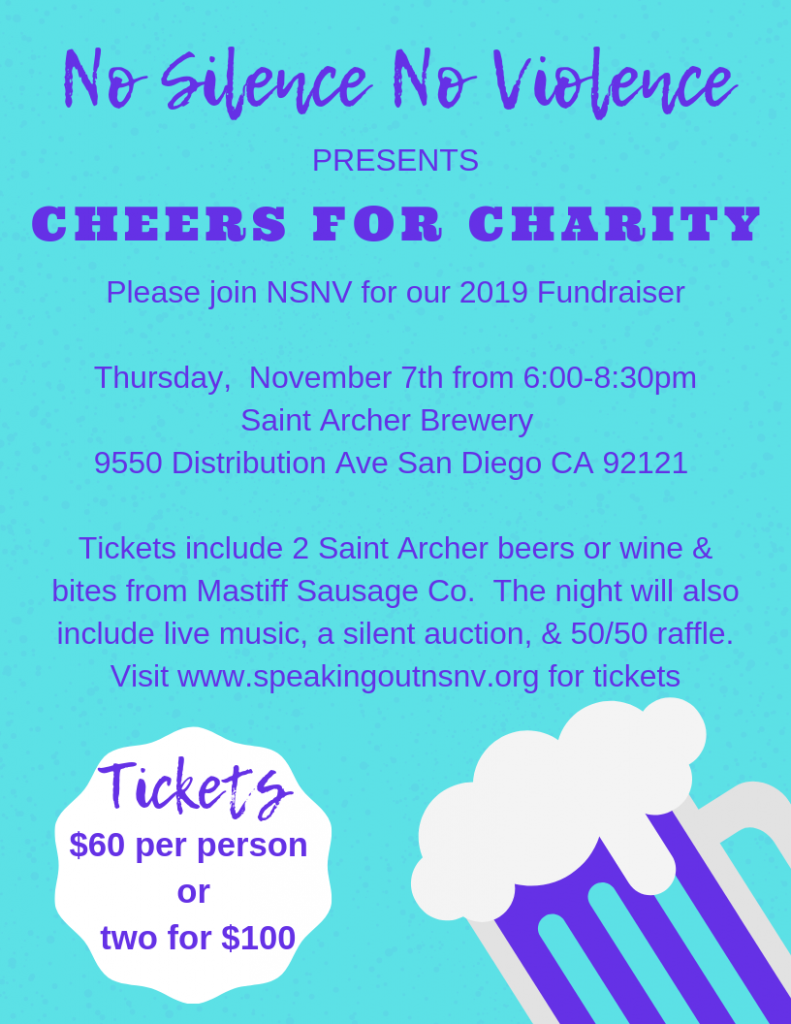 image of nsnv's 2019 domestic violence fundraiser