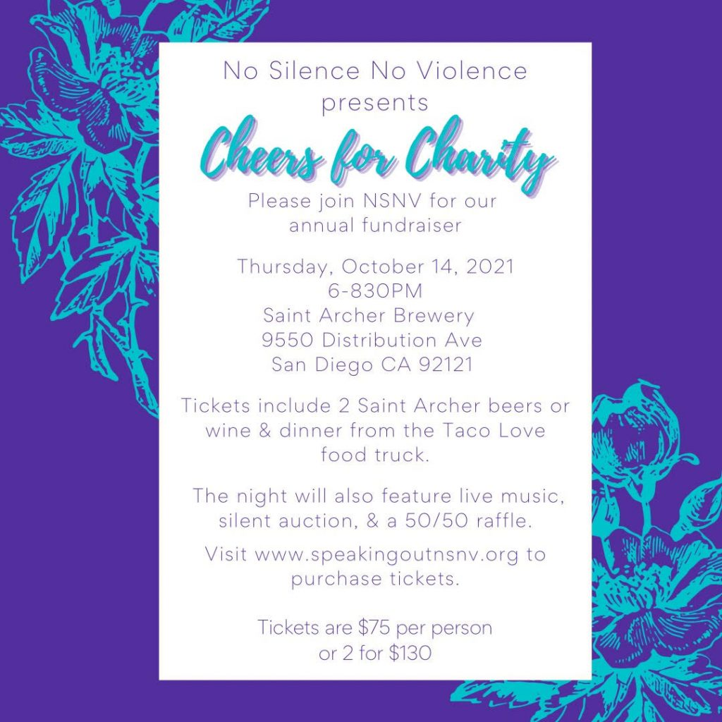 san diego domestic violence fundraiser